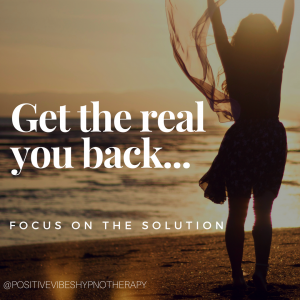 Get the real you back